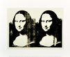 Warhol andy double mona lisa 1963 l