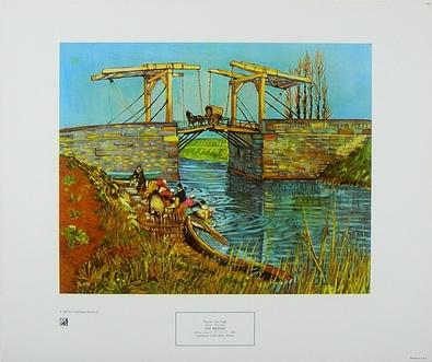 Vincent van Gogh Die Bruecke
