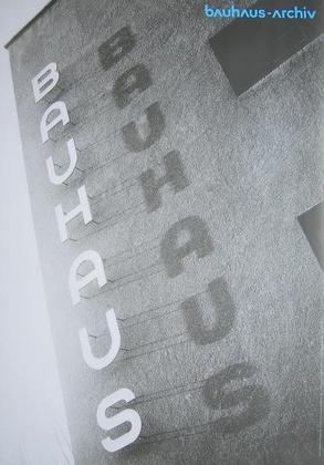 Bekant un bauhaus poster schriftzug 41020 large