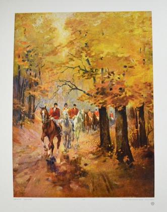 Alfred Lier Austritt im Herbst
