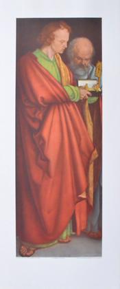 Albrecht Duerer Johannes und Petrus