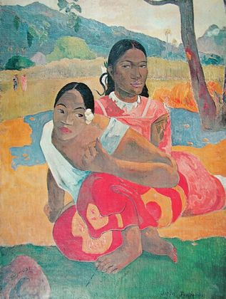 Paul Gauguin Wann wirst Du heiraten