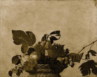 Caravaggio Corbeille