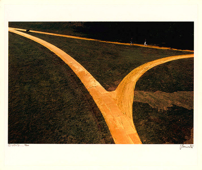 Christo Wrapped Walk Ways