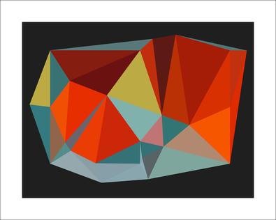 Henri Boissiere Triangulations n6, 2013