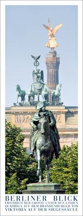 unbekannter Kuenstler Berliner Blick