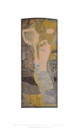 Gustav Klimt Wasserschlangen I