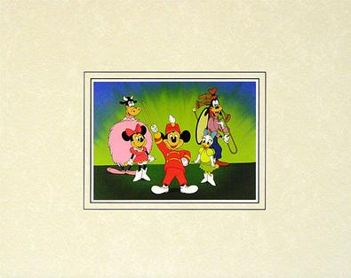 Walt Disney (Mickey Mouse) Mickey Mouse Club