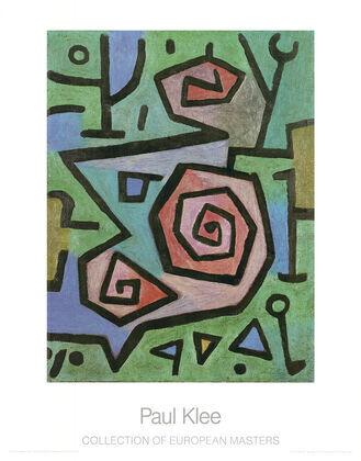 Paul Klee Heroische Rosen