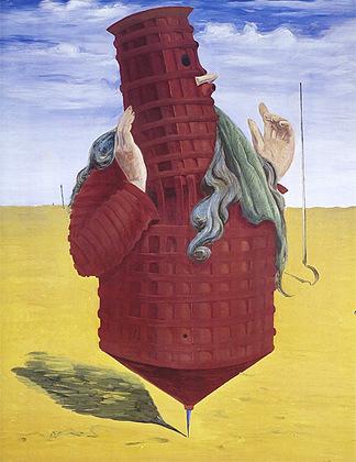 Max Ernst Ubu, 1983