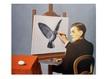 Magritte rene scharfblick medium