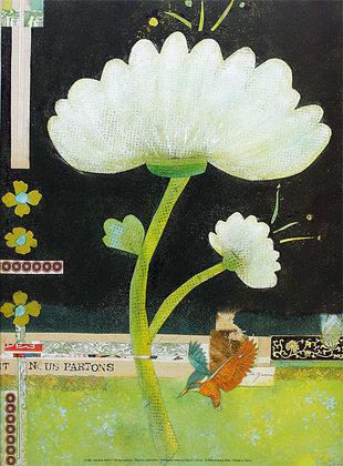 Sandrine Gayet 2er Set 'Et nous partons' + 'Dans les jardins'
