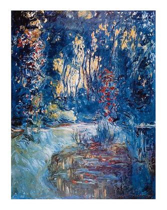 Claude Monet Jardin de Giverny