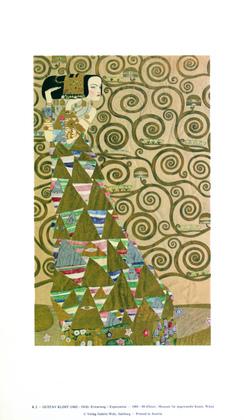 Gustav Klimt Erwartung, 1905-09 (K 2)