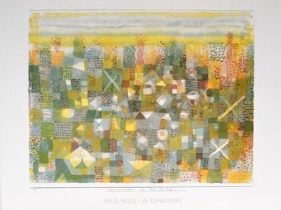 Paul Klee Die Flora der Heide