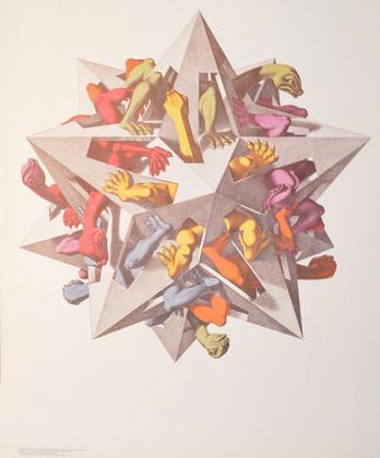 MC Escher Schwerkraft