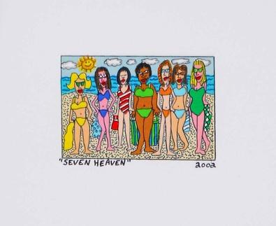 James Rizzi Seven Heaven