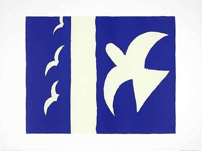 Georges Braque Oiseaux
