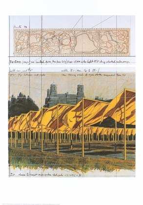 Christo The Gates I (1990)