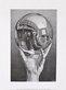 Escher mc hand mit kugel medium