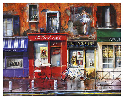Nestor Cafe L'Ambroisie