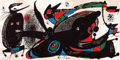 Joan Miro Escultor Great Britain steinsign.