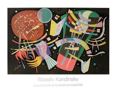 Wassily Kandinsky Komposition X