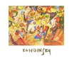 Wassily Kandinsky Studie zu Komposition VIII