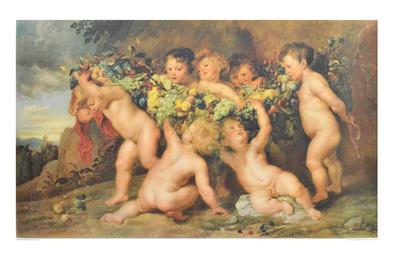 Peter Paul Rubens Fruechtekranz