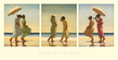 Vettriano jack summer days triptych medium