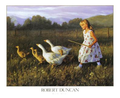 Robert Duncan Back Home