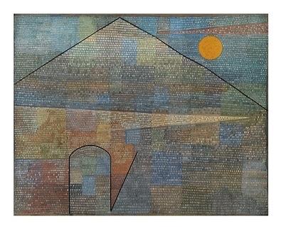 Paul Klee Ad Parnassum, 1932