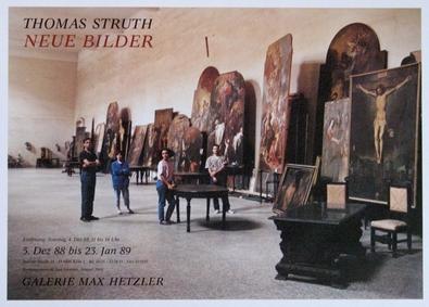 Thomas Struth Galerie Hetzler Koeln