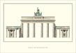 Carl Gotthard Langhans Berlin, Brandenburger Tor