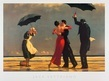 Vettriano jack the singing butler medium