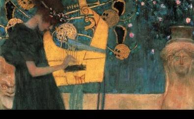 Gustav Klimt Die Musik I