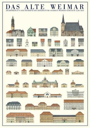 Weimar Das alte Weimar
