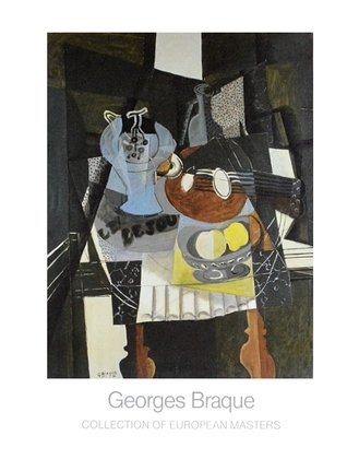 Georges Braque Nature Morte au Compotier
