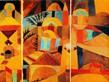 Paul Klee Il Giardino Del Tempio, Tempelgarten