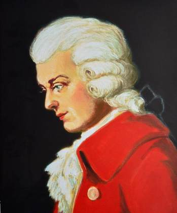Paul Reber Mozart
