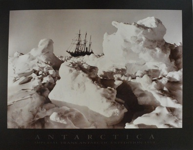 Royal Geographical Society Antarctica. Imperial Trans-Atlantic Expedition 1914