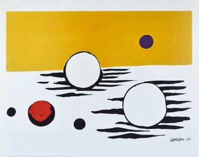 Alexander Calder Sterne