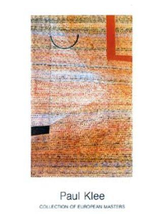 Paul Klee Halbkreis zu Winkligem