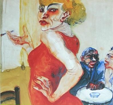 Elfriede Lohse-Waechter Lissy 1931