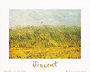 Van gogh vincent the wheat field medium