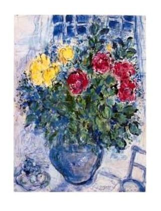 Marc Chagall Blumenstilleben