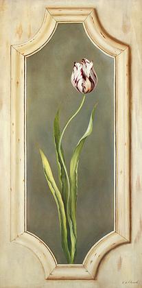 Fabrice de Villeneuve 2er Set 'Parrot Tulip I + II'
