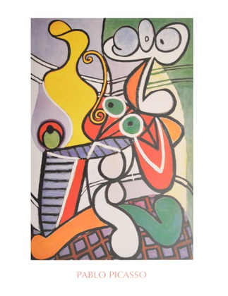 Pablo Picasso Nature morte (gross)
