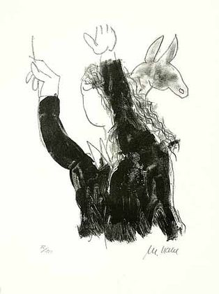 Armin Mueller Stahl Ouverture von Mendelssohn-Bartholdy zu Shakespeares Sommernachtstraum