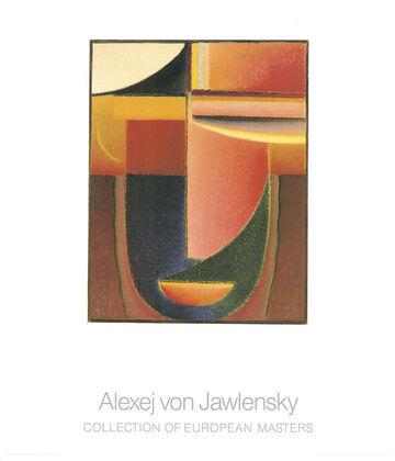 Alexej von Jawlensky Das Wort